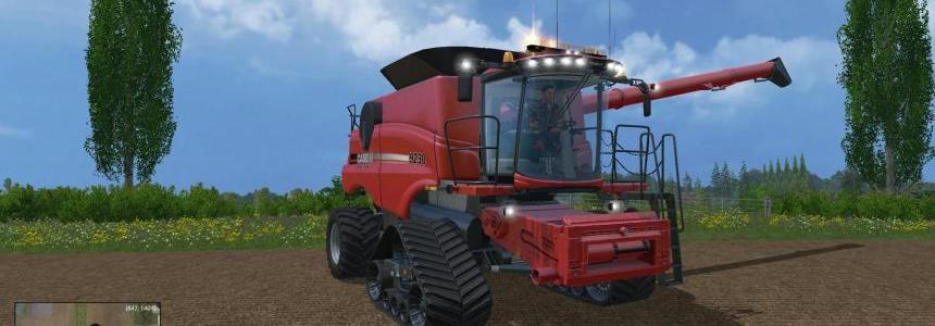 Case IH9230 harvester v1.0