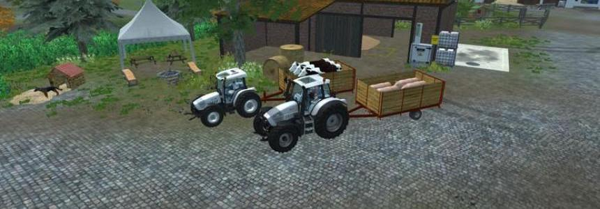 Cattle trucks VT6 v1.1
