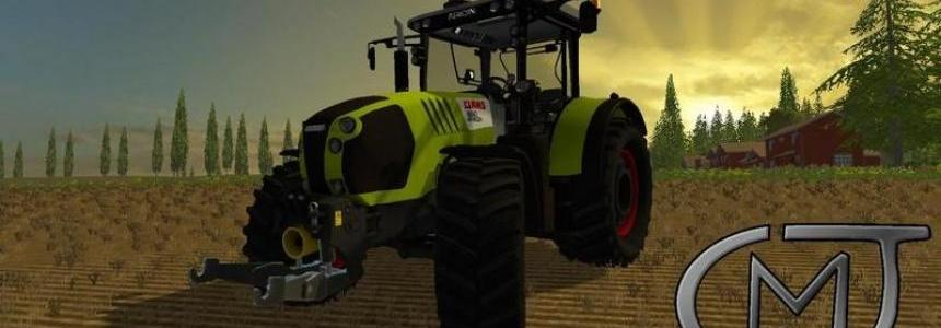 CLAAS Arion 650 v1.0