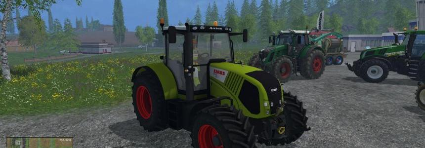 CLAAS AXION 850 v2.0