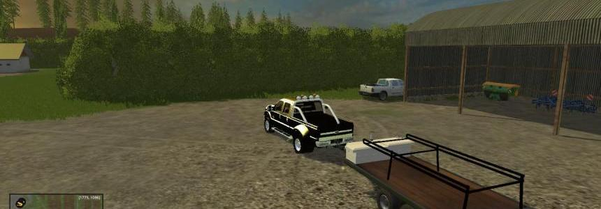 Contractor trailer v1
