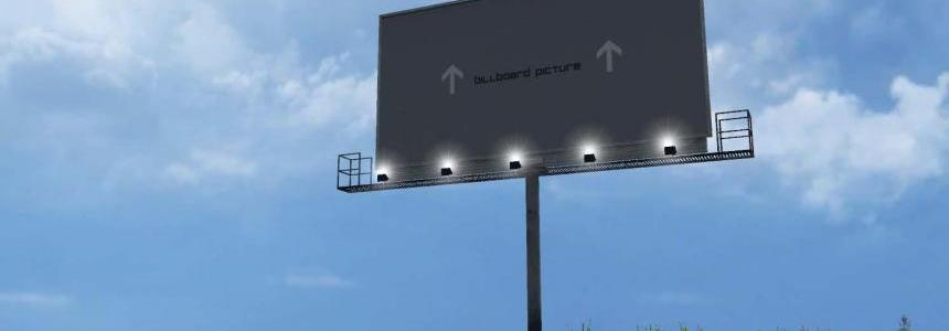 Customizable Billboard