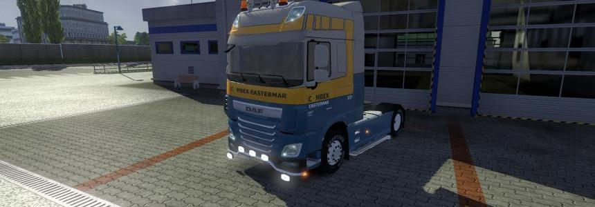 DAF Euro6 - Combex Eastermar 1.14.2