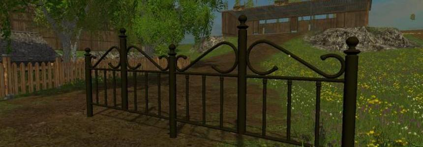 Decorative Fences v1.0