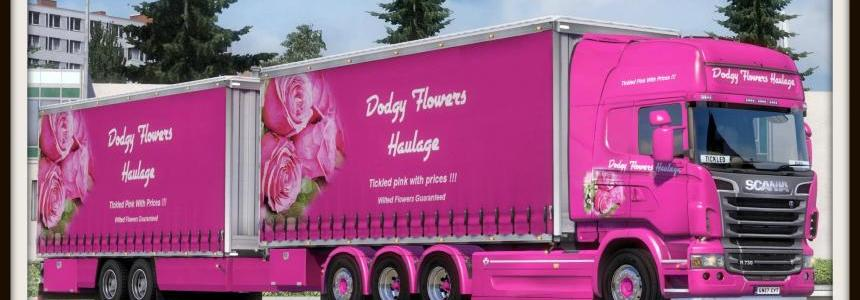 Dodgy Flowers Haulage Combo Pack