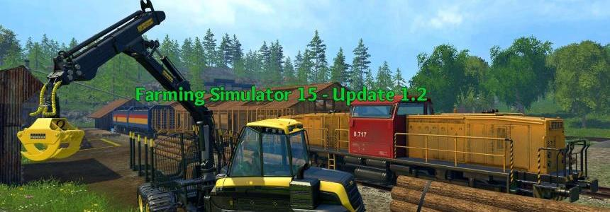 Farming Simulator 15 - Update 1.2