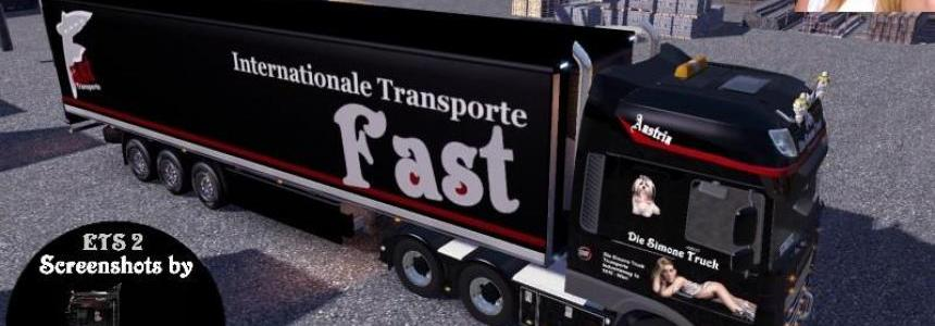 Fast transport trailer v1.14.2