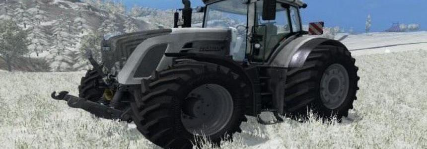 Fendt Vario 933 White Edition