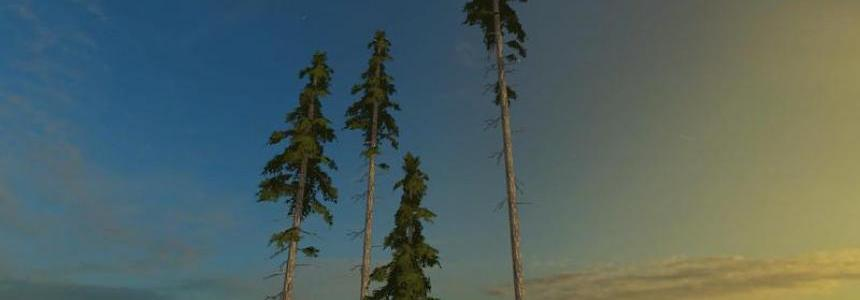 Fir Tree Set v1.0 Beta
