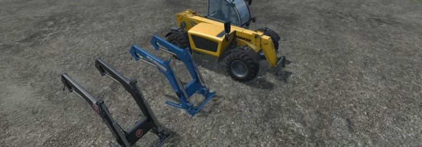 Fixed front loader v1.2