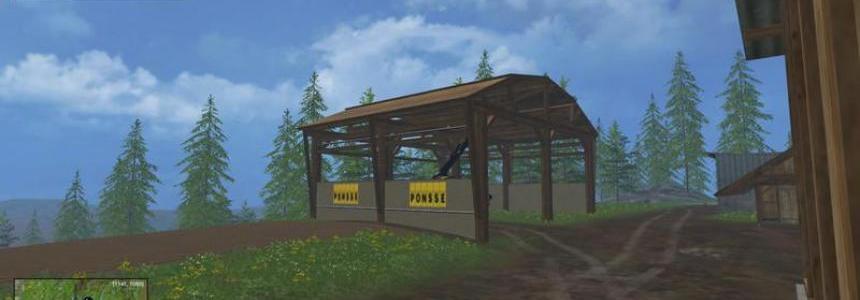 Forest shelter v1.0