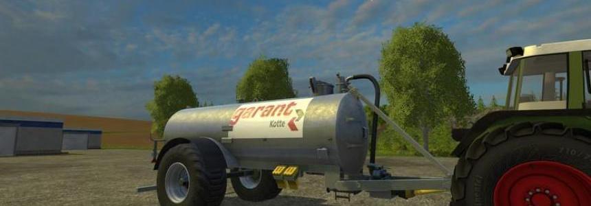 Garant Slurrytanker v1.0