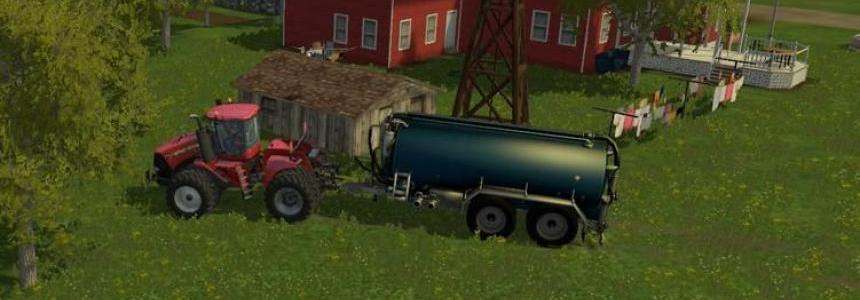 Guarantor Water Trailer v1.0