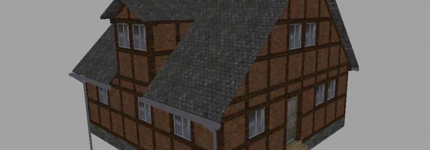 Half-timbered house v1.0