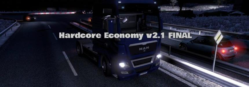 Hardcore Economy v2.1 FINAL