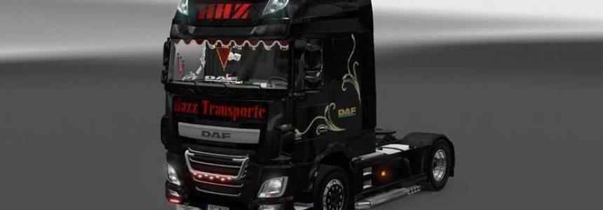 Hazz transports DAF EUR 6 v1.0