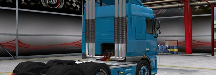 Highpipe for Trucks by Drivter Update v3