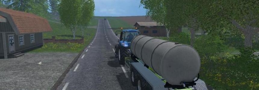 HKL Fuel Tank FSM v1.0 Beta