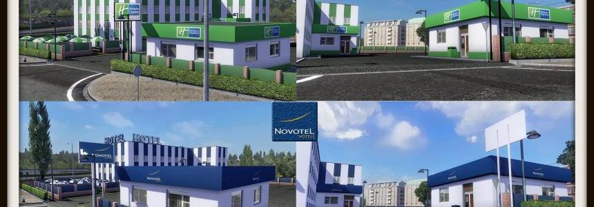 Holiday Inn & Novotel Hotel Skin
