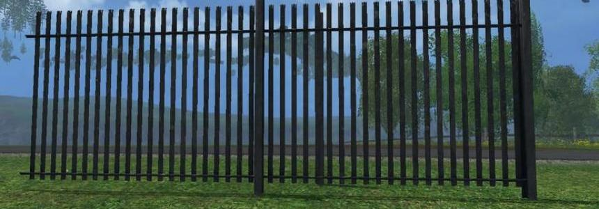 Industrial fences v1.0