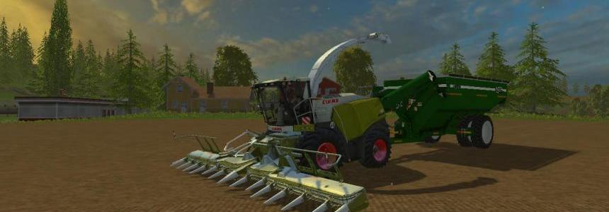 Kinze 1050 for Jaguar980 V1