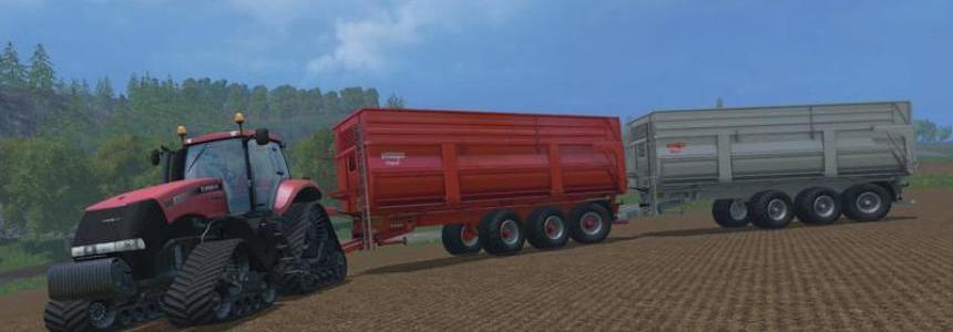 Krampe Big Body 900S v1.0 Rot