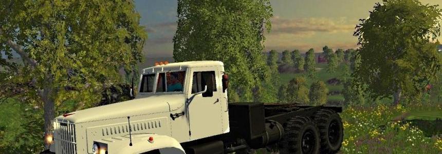 KrAZ-255 B1 v1.0