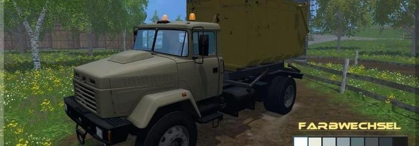 KRAZ 5133 colored v1.1
