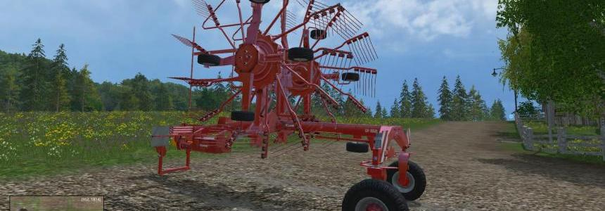Kuhn GA852 Windrower v1.0