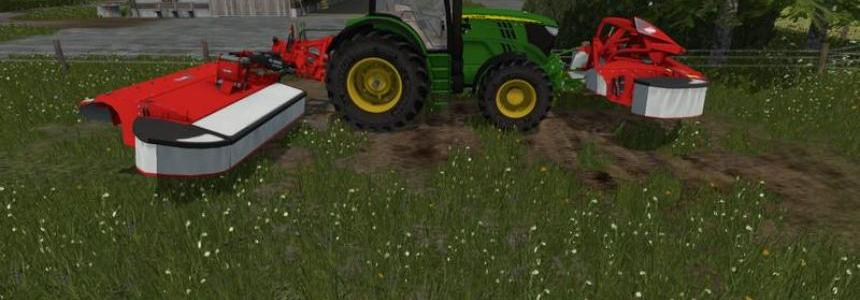 Kuhn mower pack v3.0