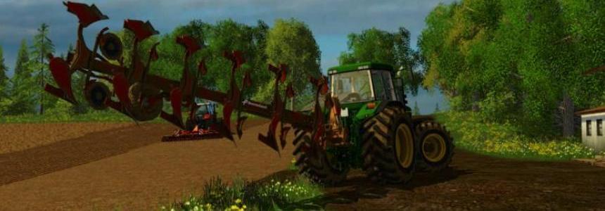 Kverneland Plough v1.0