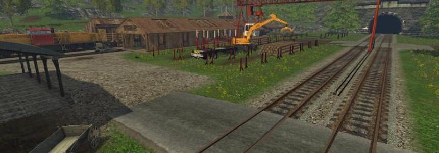 Liebherr Industrial excavator v0.9
