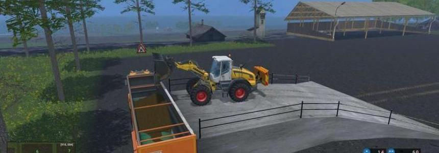 Liebherr L540 loaders v1.0