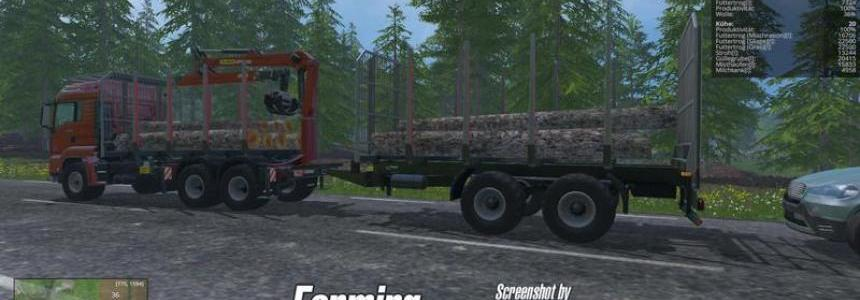 MAN TGS Forest Pack v0.95 beta