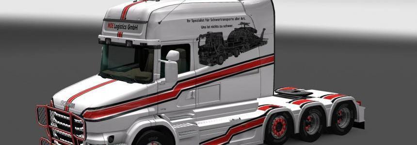 MDE Logistics v3.2