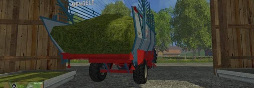 Mengele Wagon v2