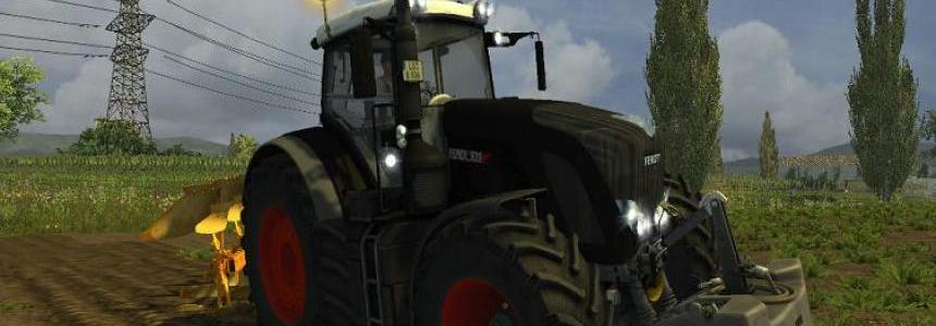 MR Fendt 939 Black Beauty v2.0