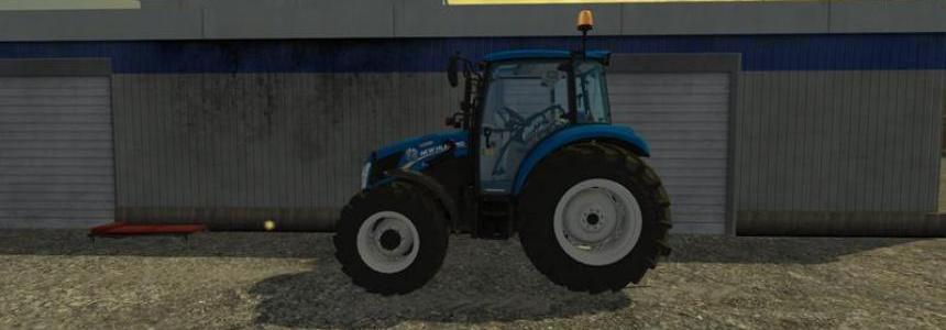 New Holland 115 T4 v1.0
