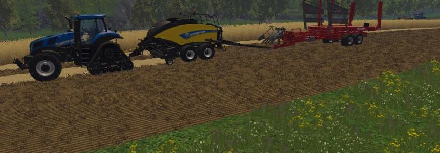 New Holland BB1290 Especial v1.0