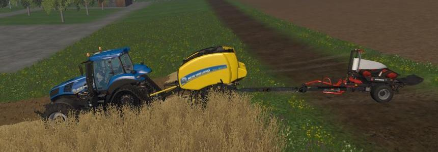 New Holland Roll Belt150 Especial v1.0