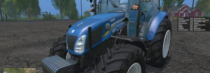 New Holland T4.115 v1.0