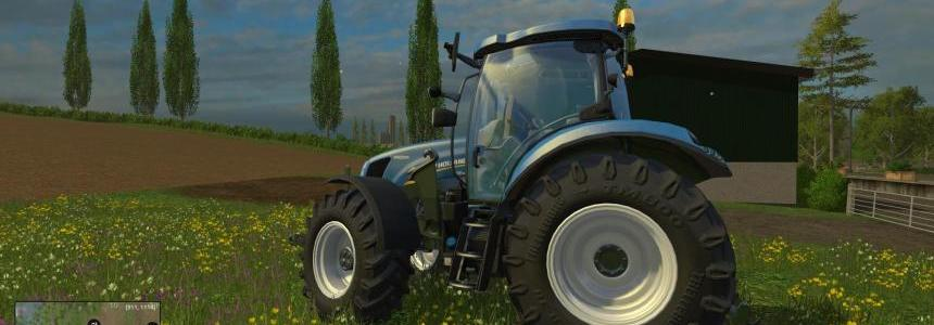 New Holland T6160 Standard V1.0