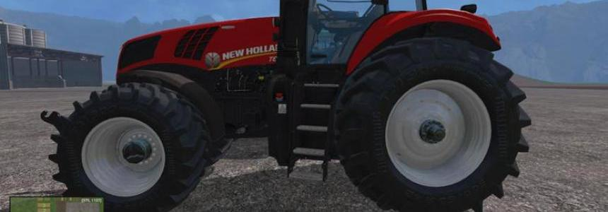 New Holland T8 435 4 v2.3