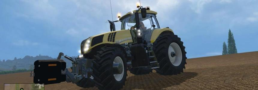 New Holland T8320 600EVO v1.1