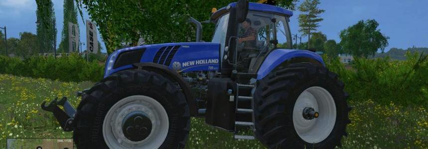 New Holland T8320 600EVO V1.3b