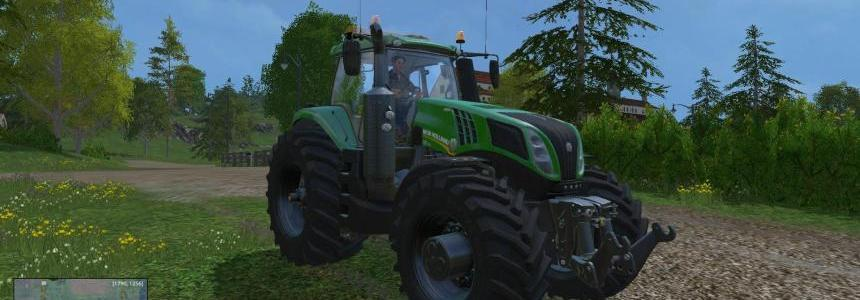 New Holland T8320 620EvoX Dark Green V1.1