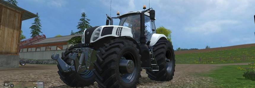 New Holland T8320 620EvoX V1.1