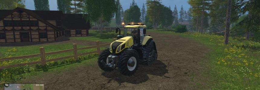 New Holland T8345 600EVO v1.0