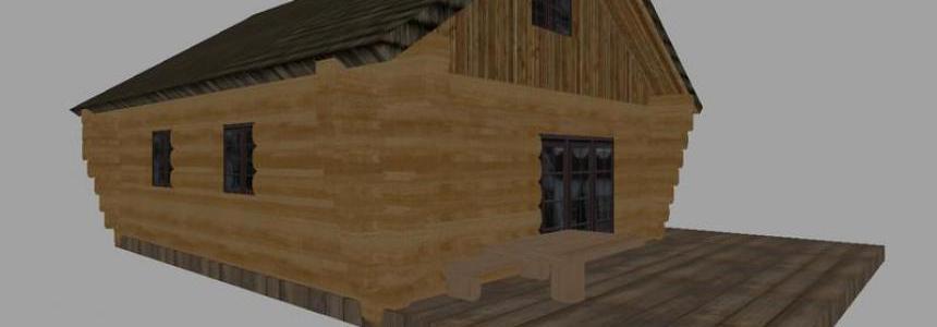 New log house v1.0