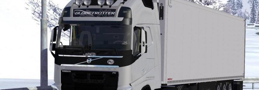 New Volvo FH Mod V1.0